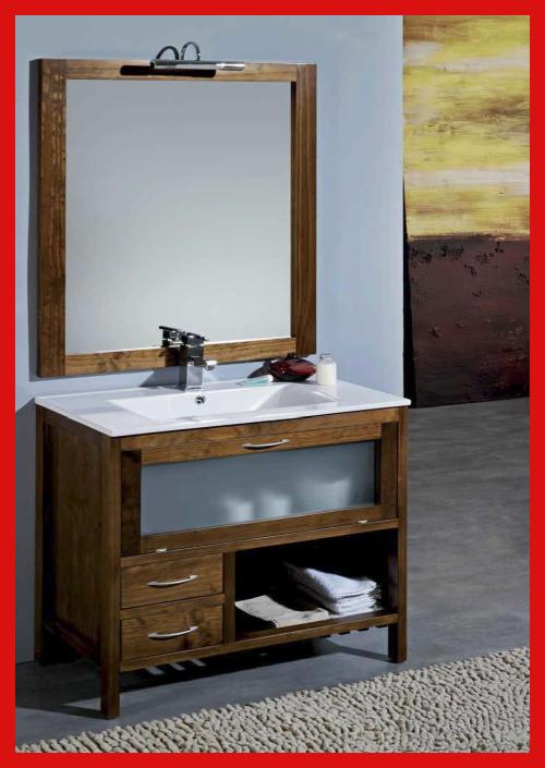 muebles de baño rústicos, Muebles para baño, muebles en Ávila ...